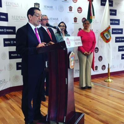Rinde protesta primer Fiscal Anticorrupción en Edomex