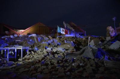 MEXICO: Gobierno decreta tres días de luto por 61 muertos terremoto